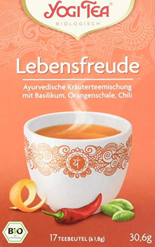 Yogi Tea Lebensfreude Bio (1 x 30,6 g)