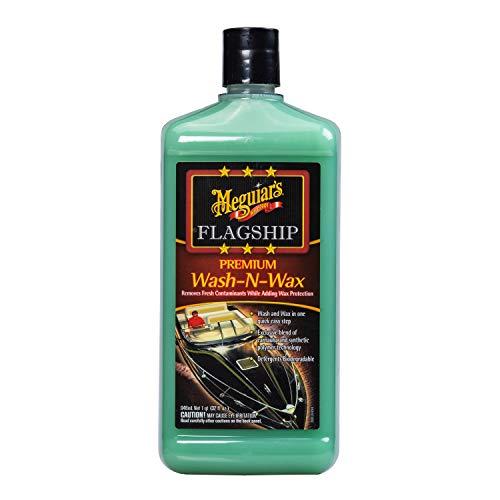 MEGUIAR'S M4232 Flagship Premium Wash-N-Wax