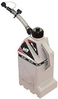 Matrix Concepts M3 Utility Can, Transparant/Black