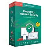 kaspersky softwarare antivirus, 2020, internet security 1 licenza (non cd)