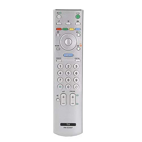 Repuesto RM-ED007 Mando para Sony bravia TV fit para Control Remoto para Sony TV