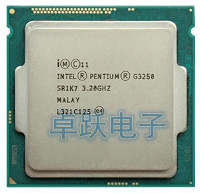 For Pentium Processor G3250 3M Cache,3.20 GHz,Dual-Core LGA1150 G3250 Desktop CPU,G3250 CPU,g3250 CPU 53W
