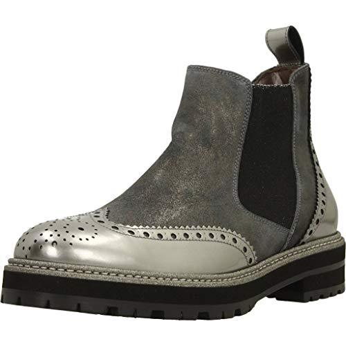 Pertini Stiefelleten/Boots Damen, Farbe Grau, Marke, Modell Stiefelleten/Boots Damen 182W12782D2 Grau