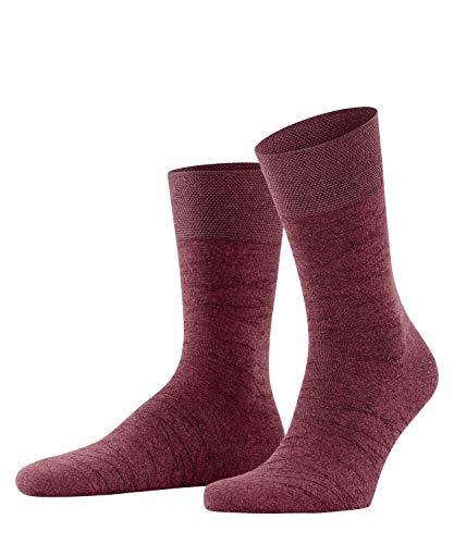 FALKE Herren Sensitive Plant Soft M SO Socken, Rosa (Burnt Siena 8413), 39-42 (UK 5.5-8 Ι US 6.5-9)
