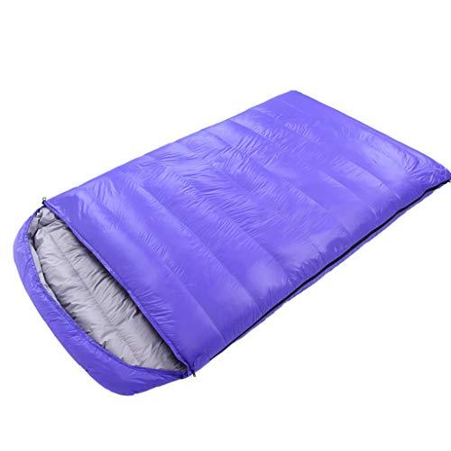 Sacos de dormir dobles para adultos en invierno