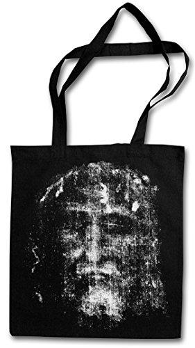 Urban Backwoods Shroud of Turin Hipster Bag Beutel Stofftasche Einkaufstasche