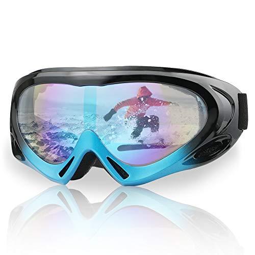 Fengzio Gafas esquí Gafas Snowboard niños Gafas