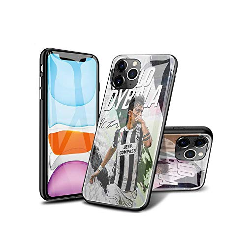 VanYiGU iPhone 7 Funda, iPhone 8 Funda, Parte Trasera de Cristal Templado + Funda Protectora de TPU de Silicona Suave para iPhone 7, iPhone 8 D#005