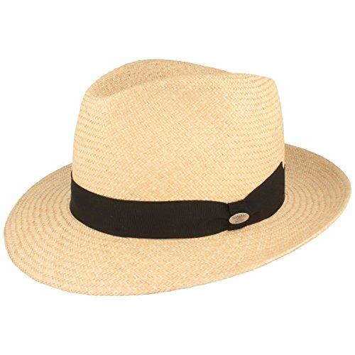Mayser Orginal Panama-Hut | Stroh-Hut | Sommer-Hut aus Ecuador – Traditionell Handgeflochten, gefüttertes Schweißband, Bruchschutz