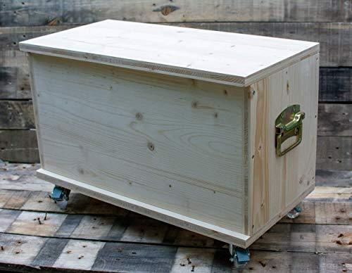 Caja para gusanos de madera | Sistema de dos cámaras compostador