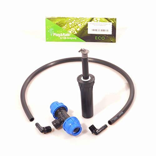 Plug&Rain Montageeinheit für Hunter MP-Rotator, 25 mm (3/4