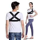 babaka Back Brace Posture Corrector for Women And Men Under Clothes,True Fit Upper Back Straightener...