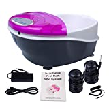 Ionic Detox Foot Bath SPA Machine Negative Hydrogen System Plus Panel...