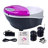 Ionic Detox Foot Bath SPA Machine System Plus Panel Control + Massage...