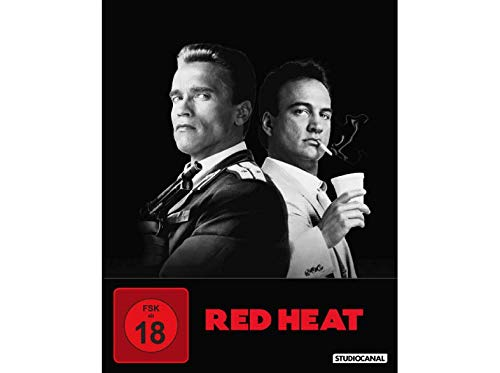 Red Heat, Blu-ray, Steelbook, Uncut, Region B, Saturn + Media Markt exklusiv