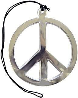 Sterling Silver paix Signe Symbole Clou Boucles D/'Oreilles-Anti-guerre HIPPIE Bijoux