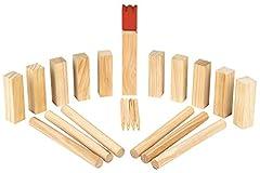 Wooden Game Kubbs