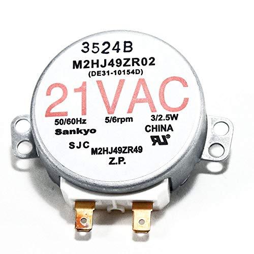 Samsung DE31-10154D Microwave Turntable Motor Genuine Original Equipment Manufacturer (OEM) Part