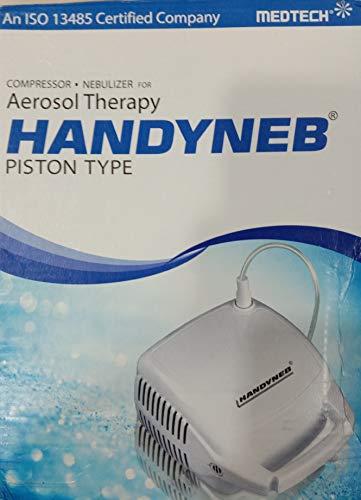 Handynab Nulife Pistontype Compressor Nebulizer