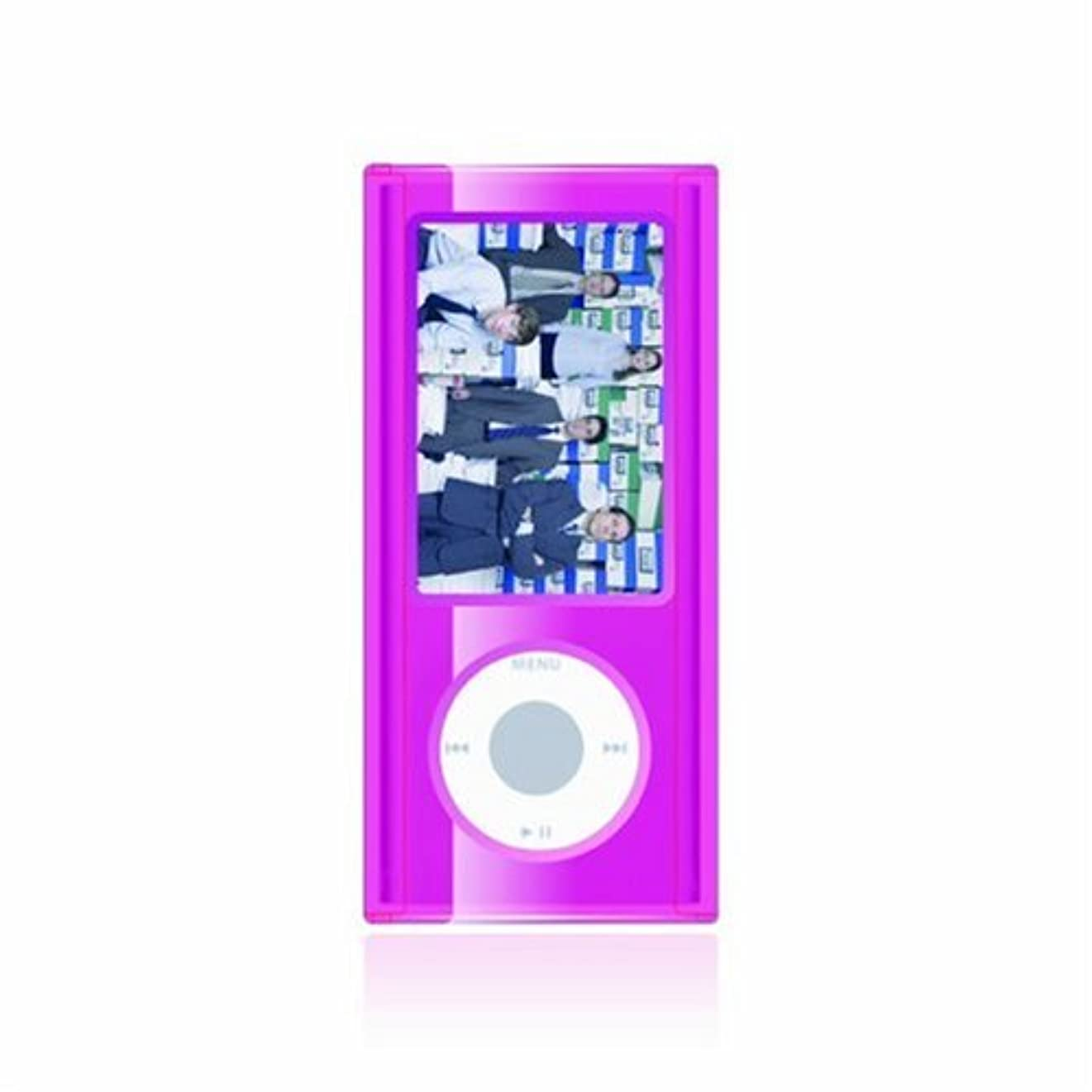 稚魚グレートオークベーコンspeck iPod Nano 4G See Thru Pink  SEETHRU-N4-PK