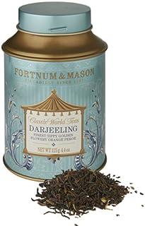 FORTNUM & MASON - Darjeeling FTGFOP (Finest Tippy Golden Flowery Orange Pekoe) - 125gr / 4.40oz CADDY (Loose)