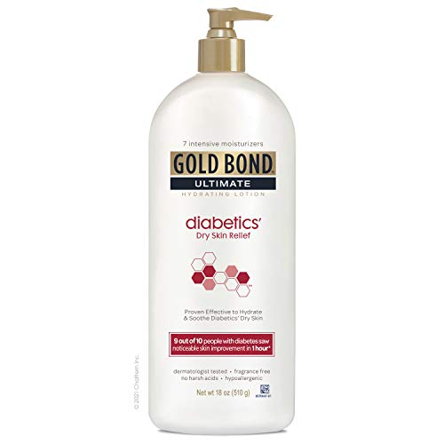 Gold Bond Ultimate Diabetic Lotion for Dry Skin Relief - 18 Oz