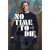 Keine Zeit zu sterben Daniel Craig 007 Film Ölgemälde