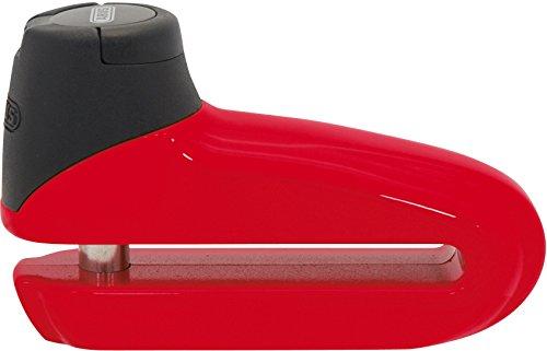 Abus 73330 Antirrobo disco moto, Rojo