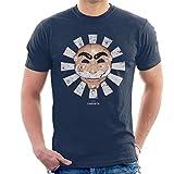 Cloud City 7 Fsociety Retro Japanese Mr Robot Men's T-Shirt