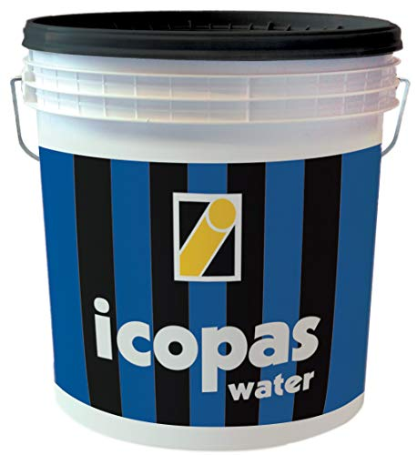 ICOBIT Icopas Water - Guaina liquida impermeabilizzante elastobituminosa