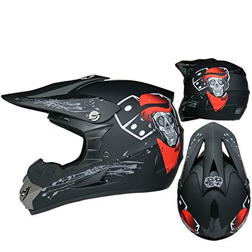 Motocross Helm Offroad Professionelle Cross Helme MTB Racing Motorradhelm Dirt Bike Capacete de Moto Casco-a56-S