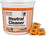 Stearns Water Flakes Neutral Floor Cleaner for in Premeasured Packets