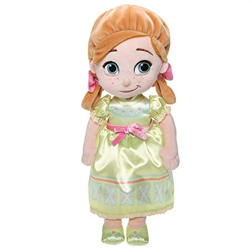 Disney Animators' Collection Anna Plush Doll – Small – 12 Inch