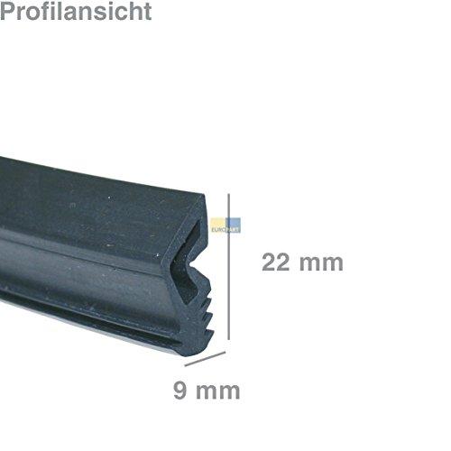 ORIGINAL Electrolux AEG 1171265026 117126502 Türdichtung Dichtung Türgummi Geschirrspüler Tür 3-seitig Spülmaschine Geschirrspüler auch Ikea Küppersbusch Zanussi