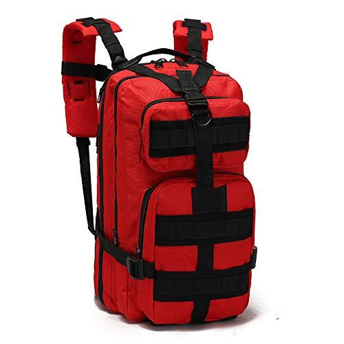 N&F 25L Bolsa táctica de Primeros Auxilios MOLLE EMT IFAK Mochila Trauma Primeros Auxilios respondedor Mochila médica Bolsa de Utilidad Mochila Militar