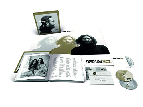 Gimme Some Truth. (Ltd. 2CD+ 1Blu-ray Audio Box)