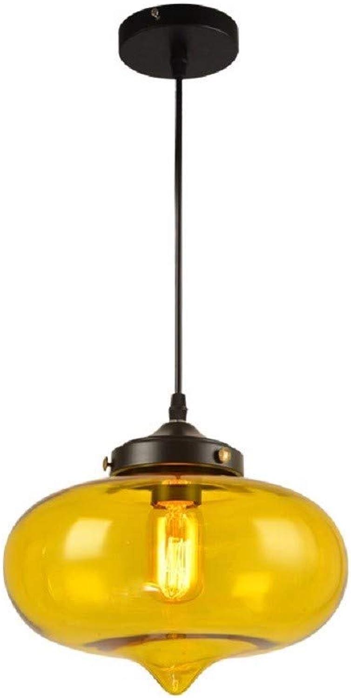 AI DENG Pendelleuchte Kürbisform Kronleuchter Moderne Boden Hngelampe Loft Bar Kücheninsel Hngelampe