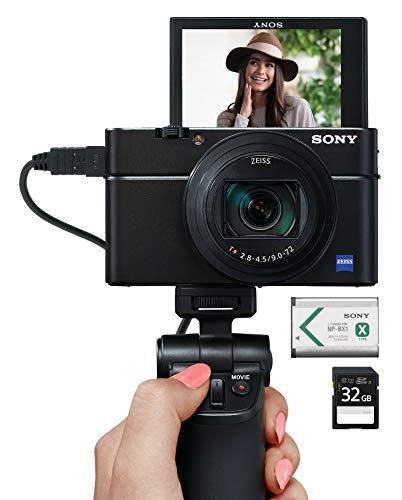 Sony Video Creator Kit (RX100VI 24-200mm F2.8-4.5...