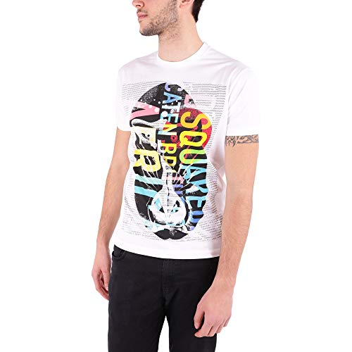 Dsquared2 T-Shirt - S71GD0619 - Size S (EU)