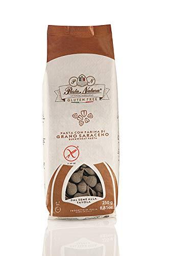 Pasta Natura Pasta De Trigo Sarraceno 250 Gr – Conchiglie 250 g