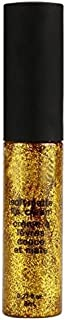 Binze Unique Glitter Eyeliner Liquid Metallic Smoky Eyes Eyeshadow Liquid (Gold)