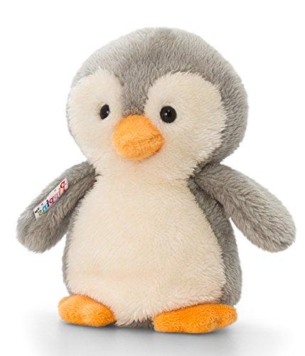 Lashuma Plüschtier Pinguin Perri Grau, Kuscheltier Pippins 14 cm