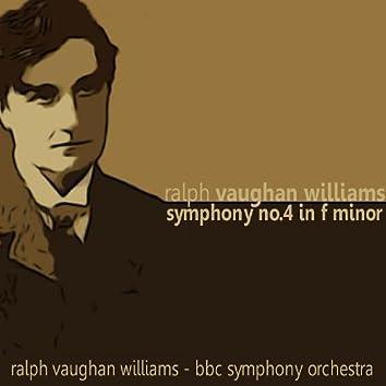 Williams: Symphony No. 4 in F Minor