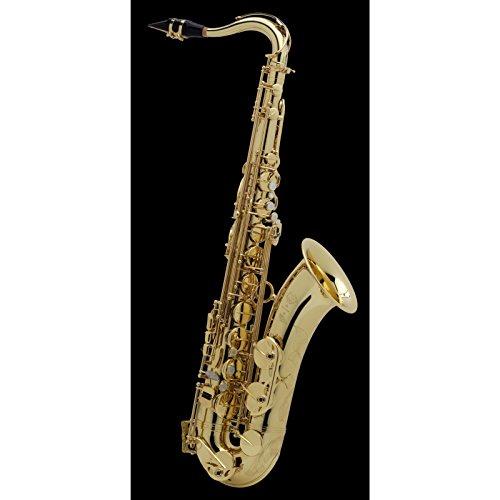 SE-T2L Saxofón Tenor SA-80 II, lacado dorado