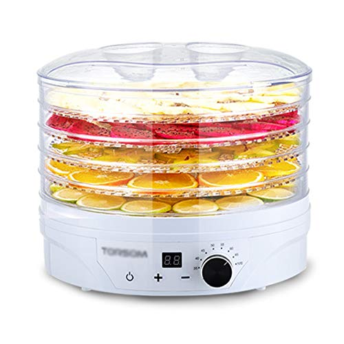 Sale!! MS Fruit Food Dryer Food Dryer - Food Grade PS, ABS, 5 Layers, Transparent, Computer Controll...