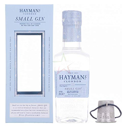 Hayman's of London SMALL GIN 43,00% 0,20 lt.