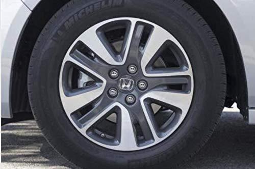 4x Silver Wheel Rim Center Cap 69MM Emblem Hub Cover For Honda Civic Accord CRV