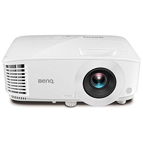 BenQ MW612 DLP-Projektor (WXGA, 1280 x 800 Pixel, 4.000 ANSI Lumen, HDMI, 20.000:1 Kontrast, 3D)