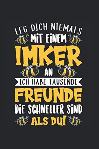 Lustig Geschenk Bienen Spruch Geschenke für Imker Kalender 2021: Imker Kalender 2021 Geschenk Lustig / Imker Taschenkalender 2021 / Terminplaner 2021 ... November 20 bis Dezember 21 1 Woche pro Seite
