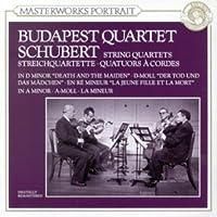 Schubert;String Quartets